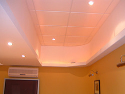 Grid Ceiling Design
