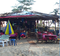 Love Shack Beach Restaurant