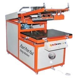 Semi Automatic Screen Printing Machine At Rs 125000 Piece