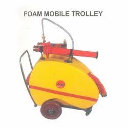 Foam Mobile Trolley