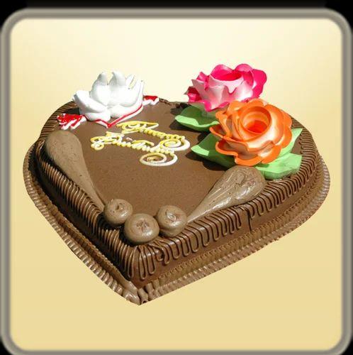 Choco Birthday Cake Cakes