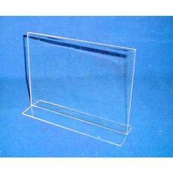 Acrylic Card Frames