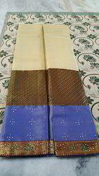 Trendy Pattu Pavadai Saree