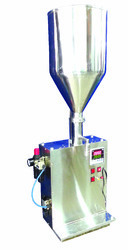 Cream Paste Filling Machine