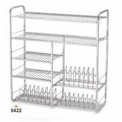 G K Kitchenware Stainless Steel Kitchen Utensils Rack 30 30 Source · Stainless  Steel Rack Manufacturer From Rajkot