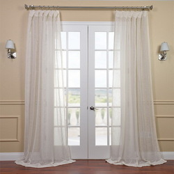 Fashion Sheer Curtain