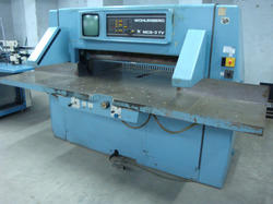Wohlenberg MCS-3 TV Paper Cutting Machines