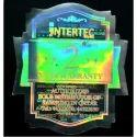 Spick Global Custom Shape Hologram Security Labels