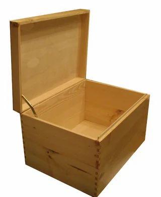 Merveilleux Wooden Storage Containers