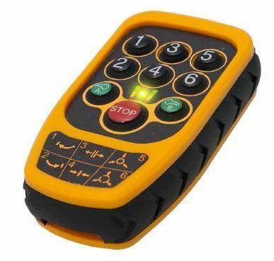 Saga V6 Radio Remote Control For Industrial Applications