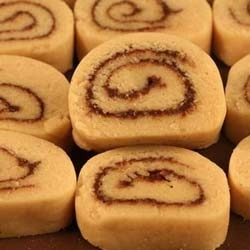 Cashew Chocolate Rolls