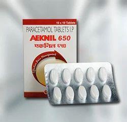 Paracetamol Akenil Tablet