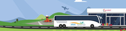 Air And Bus Ticketing Services