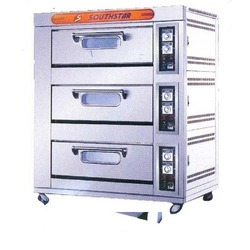 Gas & Electric Deck Oven