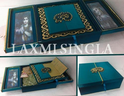 Wedding Cards Boxes Manufacturer from Delhi – Box Wedding Cards