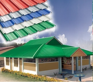 Tata Colour Coated Sheets Tata Durashine Roofing Sheets