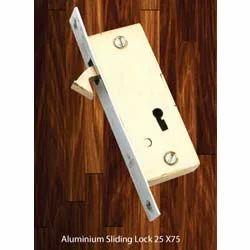Aluminum Sliding Lock