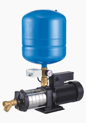 2-5 Hp, 0.1 - 1 Hp Cast Iron Domestic Booster Pumps