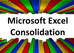 Microsoft Excel Consolidation
