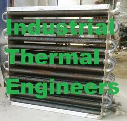 Steam Oil Heater