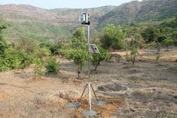 Digital Rainfall Recorder