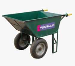 Vardhaman Double Wheel Barrow