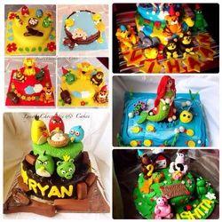Designer Chocolate Cakes