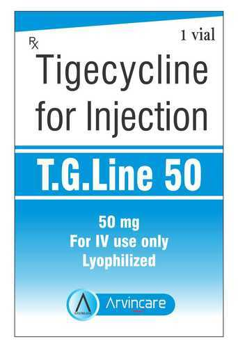 Tigecyline For Injection