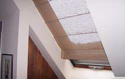 Torq Motorized Skylight Blinds