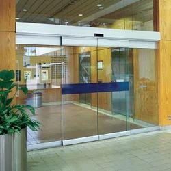 Sliding Glass Sensor Door