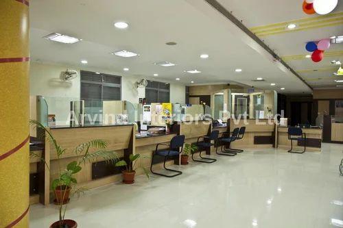 Bank interior photos for Interior contractors