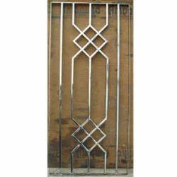 Stainless Steel Safety Door Grill Navkar Steel Art Ahmedabad Id