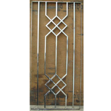 Stainless Steel Safety Door Grill Navkar Steel Art Ahmedabad Id