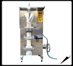 Automatic Water Pouch Filling Machines