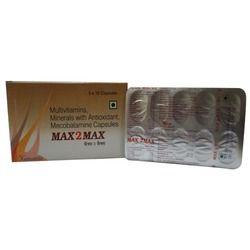 Multivitamins, Minerals With Antioxidant Mecobalamine Capsule