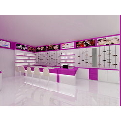Designing for Optical Showrooms