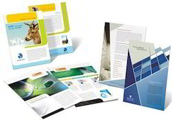 Paper Catalogs Brochures Printing Services, in India