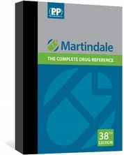 Martindale: The Complete Drug Reference Thirty-eighth ed.