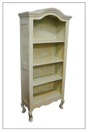Arch Bookshelf Painted Furniture