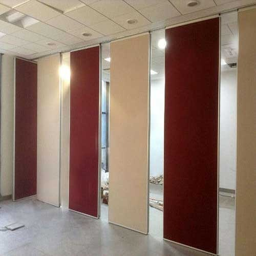 Retractable Walls Residential: MDF Boards Designer Wall Partition, For Decoration, Rs