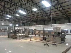 Juice & Soft Drink Processing Plant