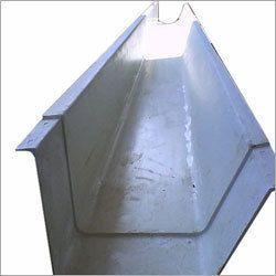 Fiberglass Rain Water Gutters