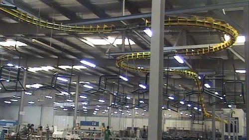 Material Handling Conveyor Overhead Conveyor