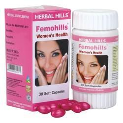 Women's Health Care Supplement - Femohills - 30 Capsules