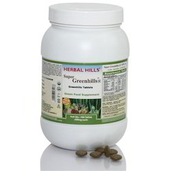 Nutritional - Super Greenhills 900 Tablets - Superfood Blend