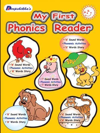 My First Phonics Reader Book