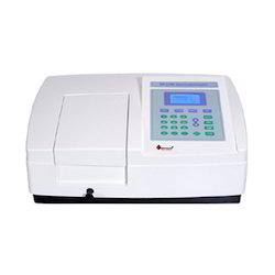 UV Visible Single Beam Spectrophotometer