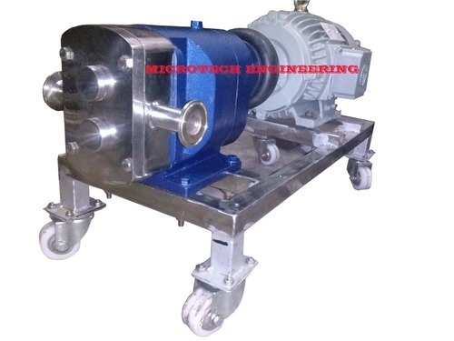 Viscous Liquid Transfer Pump Max Flow Rate 05 To 100 M3hr Rs
