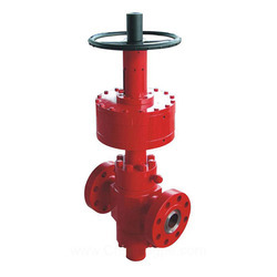 Pneumatic diaphragm operated gate valve at rs 11000 piece how it works ccuart Image collections