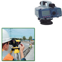Electronic Digital Level for Construction Sites